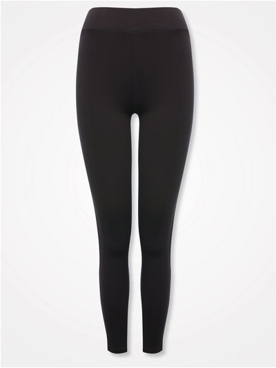 Sonder Studio sparkle side stripe leggings