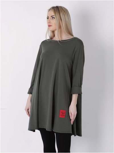 Wrapt London 100% Natural Swing Dress