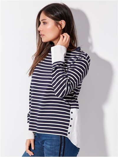 Khost Clothing striped jumper