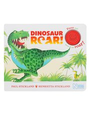 Dinosaur roar sound book