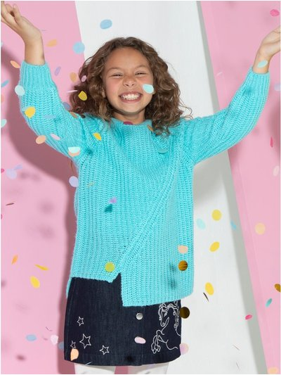 Longline jumper (3-12yrs)