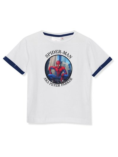 Flip image Spiderman t-shirt (3 - 8 yrs)