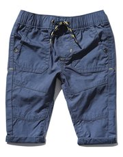 Poplin trousers (0 mths - 4 yrs)