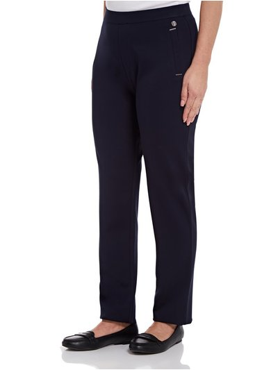 Penny Plain navy tregging