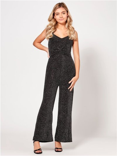 Teen glitter jumpsuit