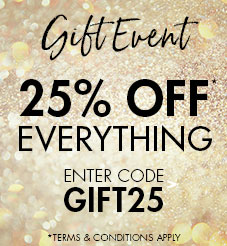25 off everything