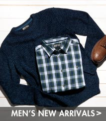shop men's new arrivals