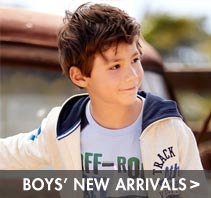 shop boys' new arrivals