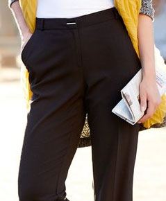 shop women's trousers