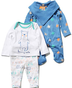 Shop baby character clothing
